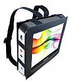 Bolsa suporte para dvd portatil de 7 e 9 polegadas