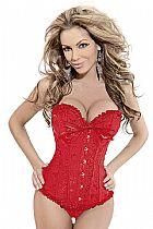 Espartilho,  corset 4xl