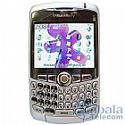 Blackberry 8310 prata