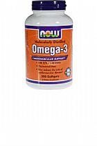 Omega 3 1000mg 200 capsulas