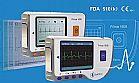 Eletrocardiografo portatil digital