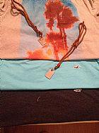 camisetas hollister em varios tamanhos