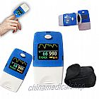 Oximetro digital,  novo,  compacto e completo,  6 unidades disponiveis.