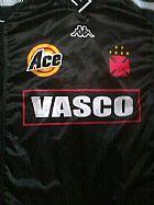 Camisa do vasco kappa no brasil