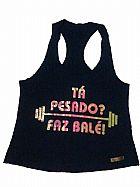 Camisetas Moda Fitness - Rosa Choc Collection