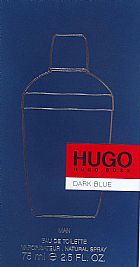 Perfume hugo boss dark blue