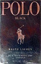 Perfume polo black ralph laurent