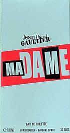 Perfume jean paul gaultter madame