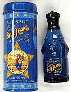 Perfume versace versus blue jeans