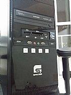 Computador amd phenom ii x6 - 4gb completo