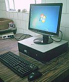 Computador hp 3.0 ghz dual core 2 gb ram windows 7 osasco aceito cartao credito