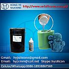 Borracha de silicone para moldes
