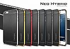 Apple iphone 6 capa case neo hybrid spigen bumper frame gel - frete gratis