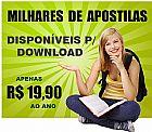 Apostilas de cursos variados e apostilas para concursos publicos via download.