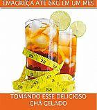 Pacote de bebidas para emagrecer sem fazer dieta