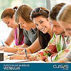 Cursos online para vestibular - com video-aulas,  tutoria e certificado.