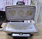 Grelha grill ge mod. pg-10-42 usada.- 085 -