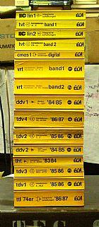 Colecao de data books da eca(corujinha)