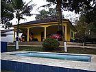 Sitio com piscina em sambaetiba / itabora� pr�ximo ao comperj