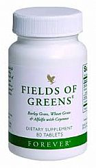 Fields of greens - 68