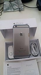 Iphone 6 64gb gold,  silver ou gray