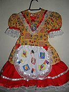 Vestidos para festas juninas
