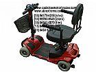 Cadeira de rodas motorizada - scooter mobility