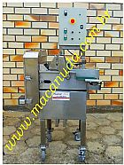 Fatiador de hortaliças haubermaschinen