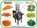 Fatiador industrial de hortaliças