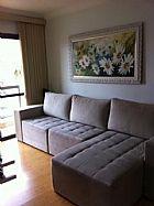 Apartamento charmoso 65 m� residencial costa do sol, sao bernardo do campo