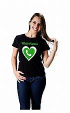 Camiseta Namorados WhatsNamo