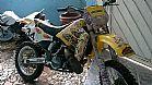 Suzuki rmx 250 -  sao paulo trilha  enduro moto cross