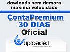 Conta premium uploaded 30