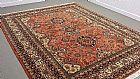Tapete persa tabriz com desenho ardebil - 3,00 x 2,40
