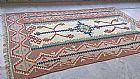 Tapete persa grande kilim shiraz - 2, 90 x 1, 85 - ira