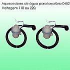 Duplo aquecedores 110 ou 220 volts