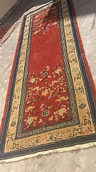 Tapete antigo galeria oriental pekin - 3, 45 x 1, 24