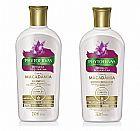 Kit shampoo e condicionador phytoervas reposicao queratina