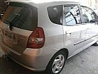Honda fit lx 2004 - prata - c�mbio manual