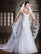 Vestido de festa,   vestido de noiva,   vestido longo