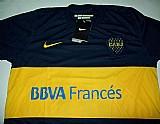 Camisa barcelona real madrid bayern seleção e outras