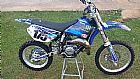 Yz 85 cc  2 tempos 2011