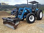 Trator ford new holland  tl 75 ano 1999