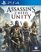 Game assassinss creed unity - ps4