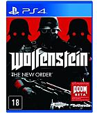 Game wolfenstein the new order - ps4