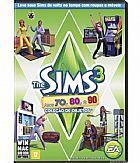 Game the sims 3 anos 70,   80 e 90 colecao de objetos - pc