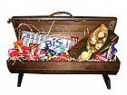Cestas de chocolate no brás frete grátis (11)3445-9680