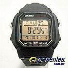 Relógio W-800hg-9avdf relogio casio bateria de 10 anos,  prova dagua 100m com um ano de g