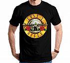 Camisetas da banda Guns N Roses