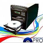Duplicadora de dvd e cd com 3 gravadores samsung
